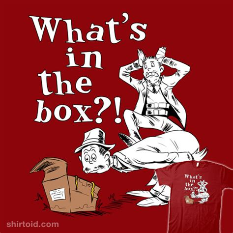 What's In The Box?! Shirtoid