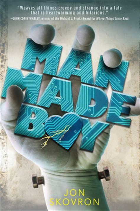 man  boy man  boy   jon skovron reviews