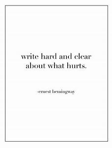 5 Great Quote Posters About Writing Best Quotes – write to ...