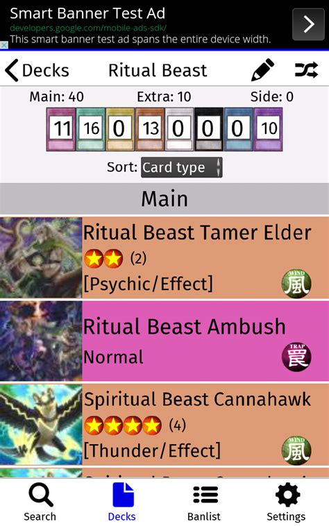 deck yugioh builder yugipedia amazon apps