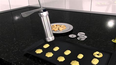 Cookie Biscuit Maker