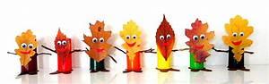 Blätter Basteln Herbst : herbstb ume im wind natur basteln meine enkel und ich ~ Lizthompson.info Haus und Dekorationen