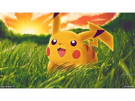pikachu pokemon wallpapers