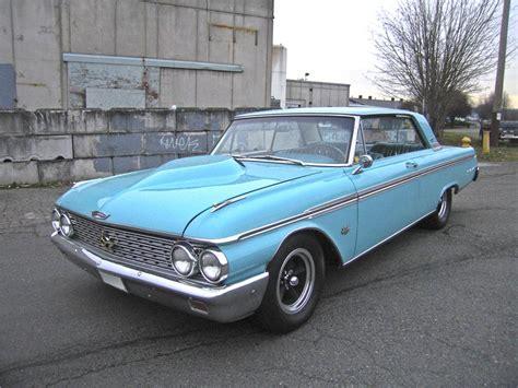 1962 Ford Galaxie Xl 2 Door Hardtop 427 Sohc