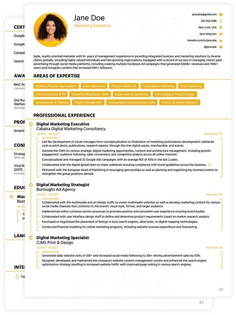 job winning cv templates curriculum vitae