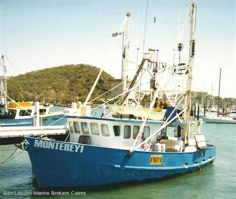Commercial Fishing Boat Licence For Sale Qld by Steel Trawler Commercial Vessel Boats Online For Sale
