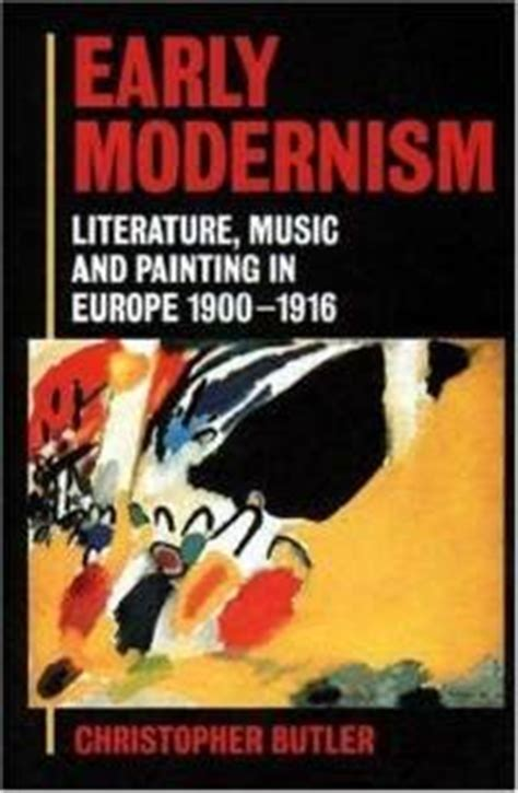 arts literature modernism  literature