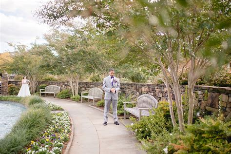 amanda ben a charming outdoor botanical garden wedding