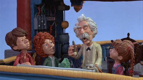 The Adventures of Mark Twain Blu-ray (United Kingdom