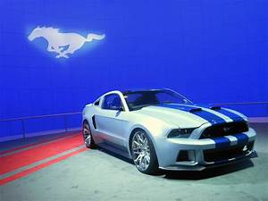 New Ford Mustang Buzz On High At La Auto Show