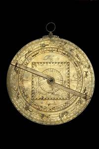 Astrolabe report (inventory number 35082)