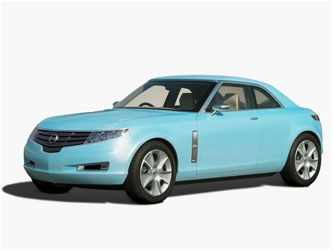 2005 Nissan Foria Concept Image Httpswwwconceptcarz