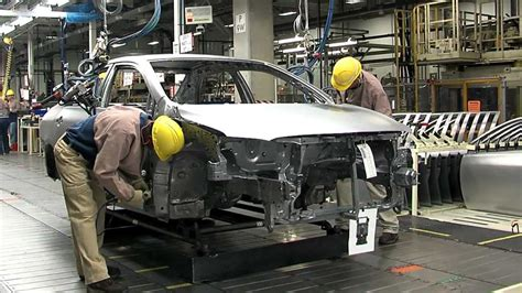 toyota factory  mississippi usa automototv youtube