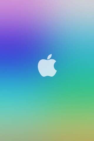 Apple Lock Screen Wallpaper by Rainbow Apple Logo Ios7 Lockscreen Iphone 5 Wallpaper Hd
