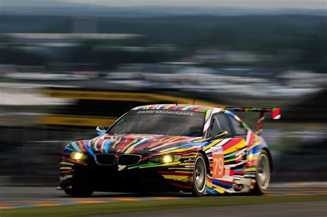 Team Bmw Motorsport M3 Gt2 Art Car Eurocar News