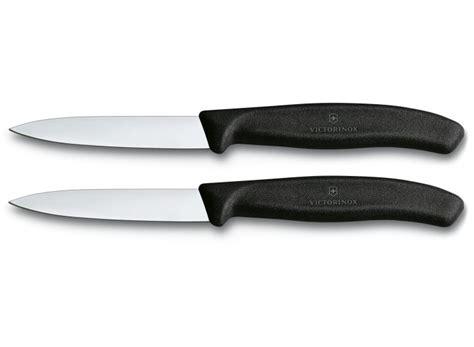 Victorinox Swissclassic Set Of 2 Paring Knives 8cm