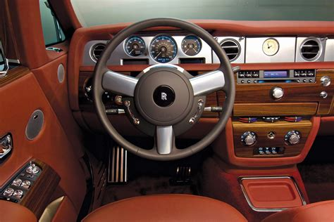 rolls royce phantom coupe interieur rolls royce