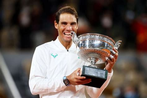 Rafael Nadal moves closer to Roger Federer's exclusive ...