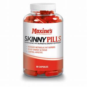 Buy Maxine U0026 39 S Skinny Pills Thermogenic Fat Burner Online Supplements Australia