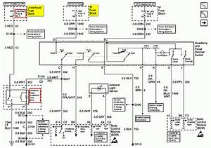 2000 Chevy Express Fuse Box Diagram