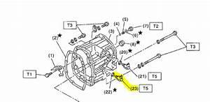 2000 Subaru Outback Manual Transmission Diagram