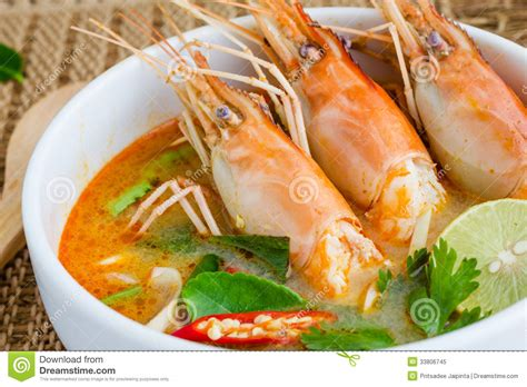 cuisine yum yum tom yum kung royalty free stock photo image 33806745