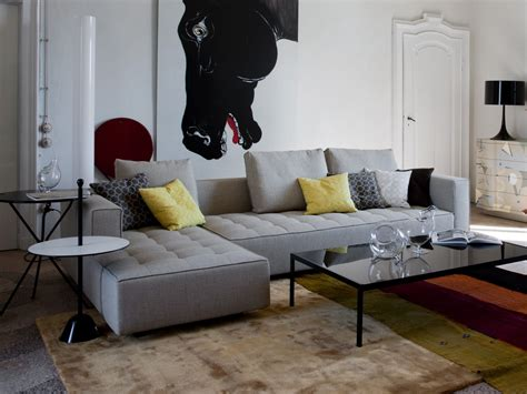 buy the zanotta 1242 kilt modular sofa at nest co uk