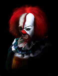 Pennywise the Clown Remake 2017