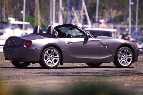 2003 Bmw Z4 Overview Carscom