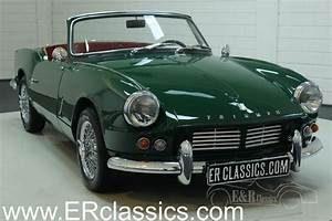 Triumph Spitfire Mk1 1963 For Sale At Erclassics