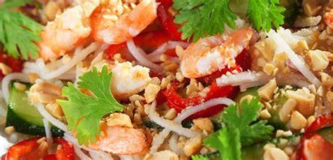 vietnamese prawn salad  taste kitchen