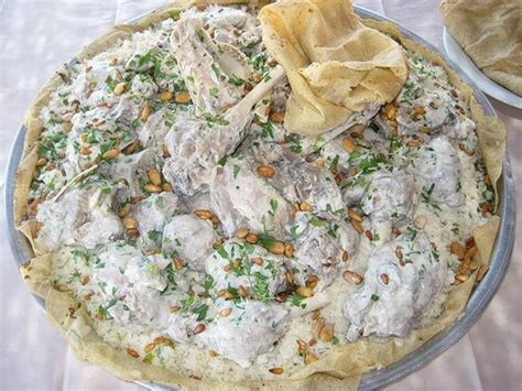 cuisine hardy eat like a sustainable jordanian mansaf recipe green prophet