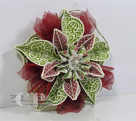 christmas ornament stin up mini catalog cover