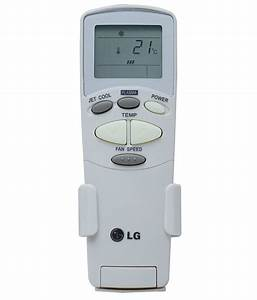 Buy Lg Lg Ac 1 Ac Remote Compatible With Lg Split Ac