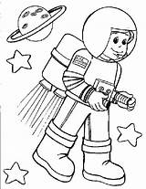 Coloring Malvorlagen Astronauten Druckbare Kostenlose Education Mandala Astronaut Printable sketch template