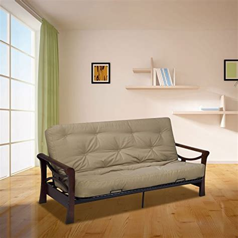 Buy Futon Mattress by Serta Cypress Sided Innerspring Futon