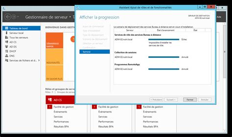 service bureau à distance windows server 2012 services bureau à distance tutoriel