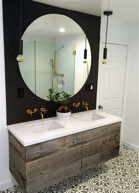 Mirror Styles For Bathrooms by Design Styles Modern Industrial Style Bathroom Matte