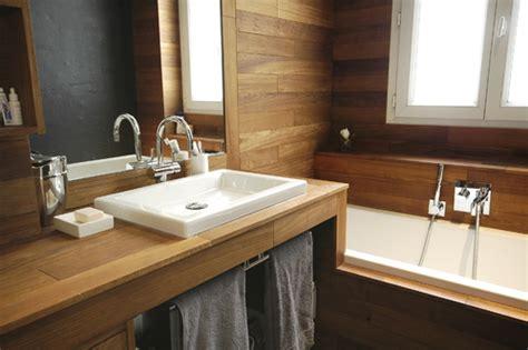 salle de bain en bois photo guide de la salle de bain salle de bain en bois