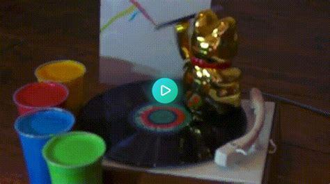 Automated Bob Ross Cat
