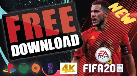 A lot of the skill movements on fifa 20 download quite needless and the el tornado which is one of the maximum famous is completely unrealistic. FIFA 20 DOWNLOAD PC FIFA 20 FREE Key How to Download FIFA 20