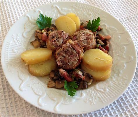 cuisine à domicile fricassee d 39 andouillette la monlassière
