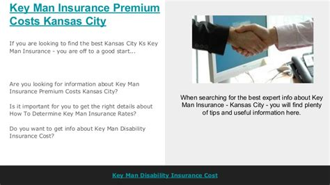Thus, the key to avoiding tax on a key person life insurance policy under this section is to follow the notice and consent requirements. Key man insurance kansas city