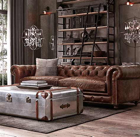 Kensington Leather Sofa by Kensington Leather Sofa