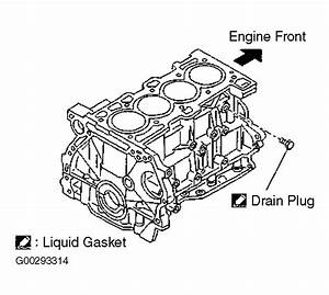 2001 Nissan Xterra Drive Belt Diagram