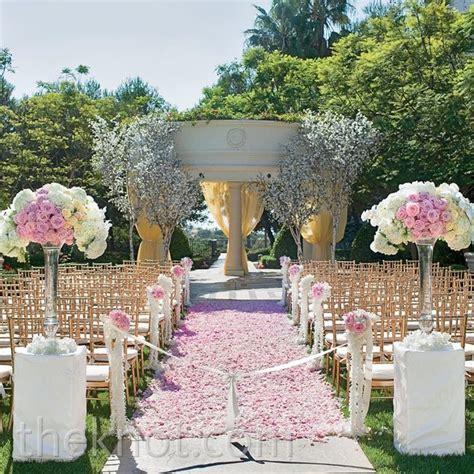 Wedding Ceremony Aisle Decorations 10 Handpicked Ideas