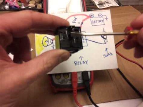 relays   wire    work tutorial youtube
