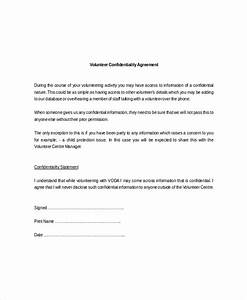 Confidentiality statement sample customer confidentiality for Confidentiality policy template