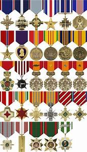 Army Medals Chart Veitnam Medals Military Decorations Us Military Medals