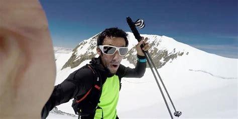 kilian jornet mont blanc kilian jornet court sur le mont blanc carnets nordiques